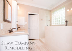 Bathroom Remodeling Contractor San Antonio